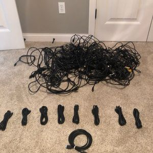 Other - 65 HDMI cables